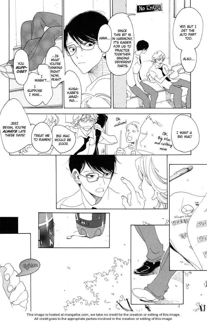Doukyuusei 1.2 Page 2