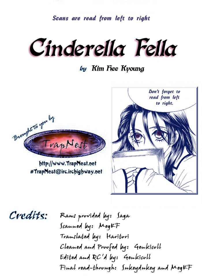 Cinderella Fella 2 Page 1