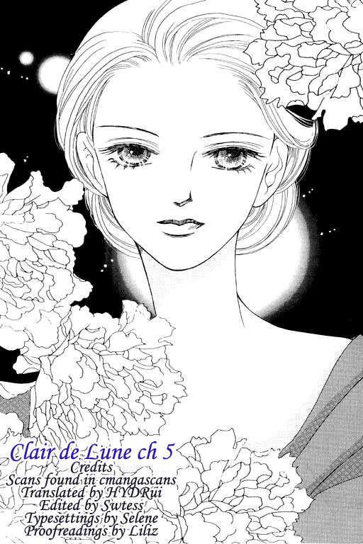 Clair De Lune 5 Page 1