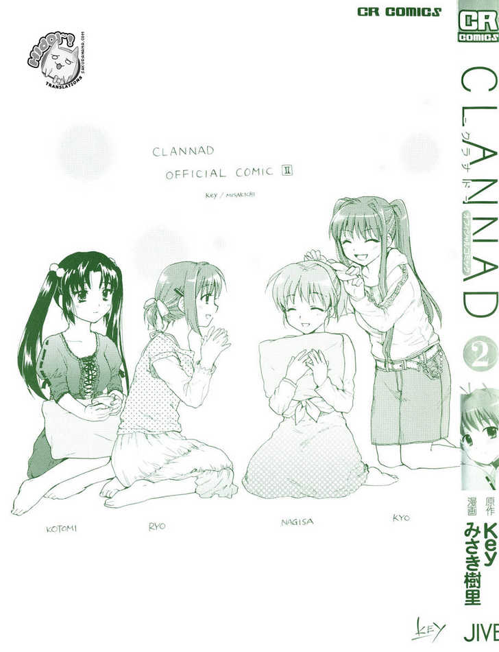 Clannad 7 Page 3