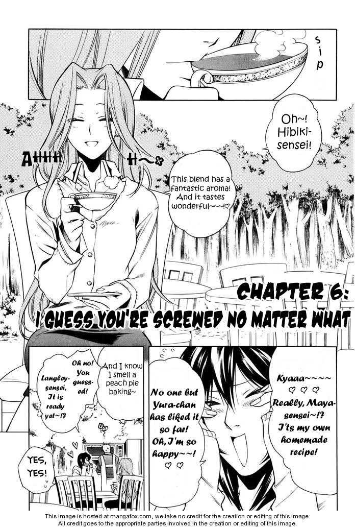 Senki Senki Momotama 6 Page 1