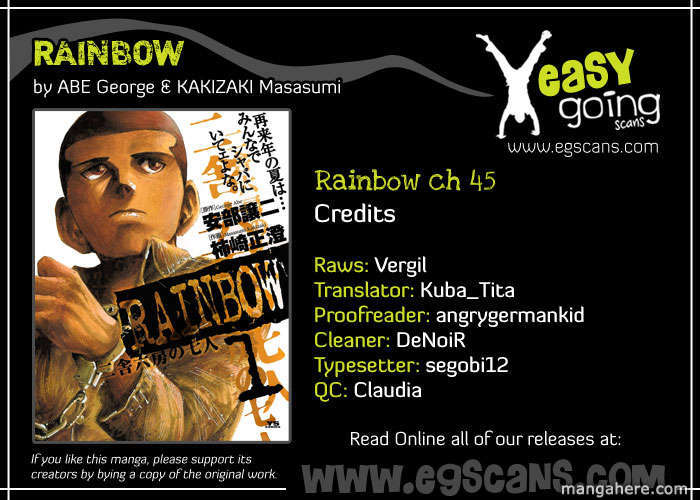 Rainbow 45 Page 1