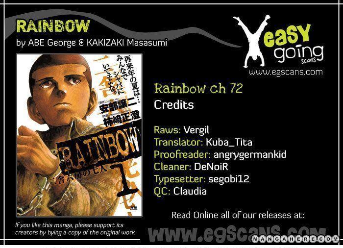 Rainbow 72 Page 1