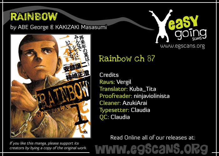 Rainbow 87 Page 1