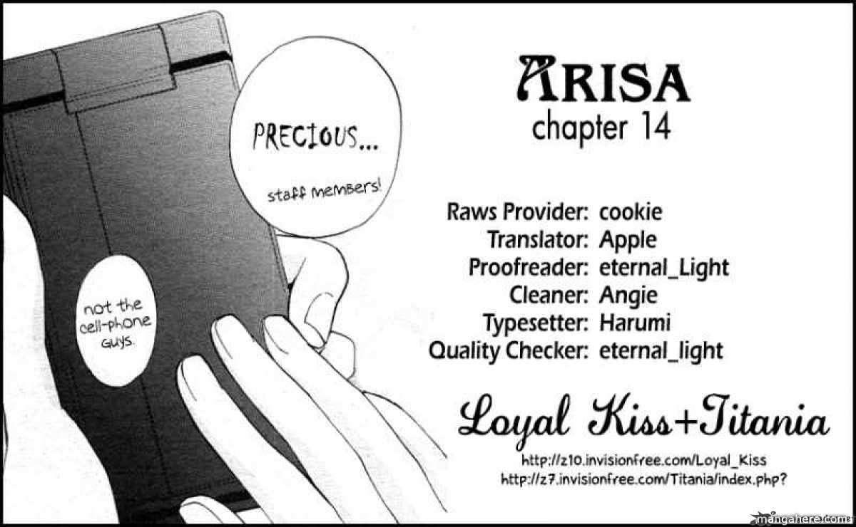 Arisa 14 Page 2