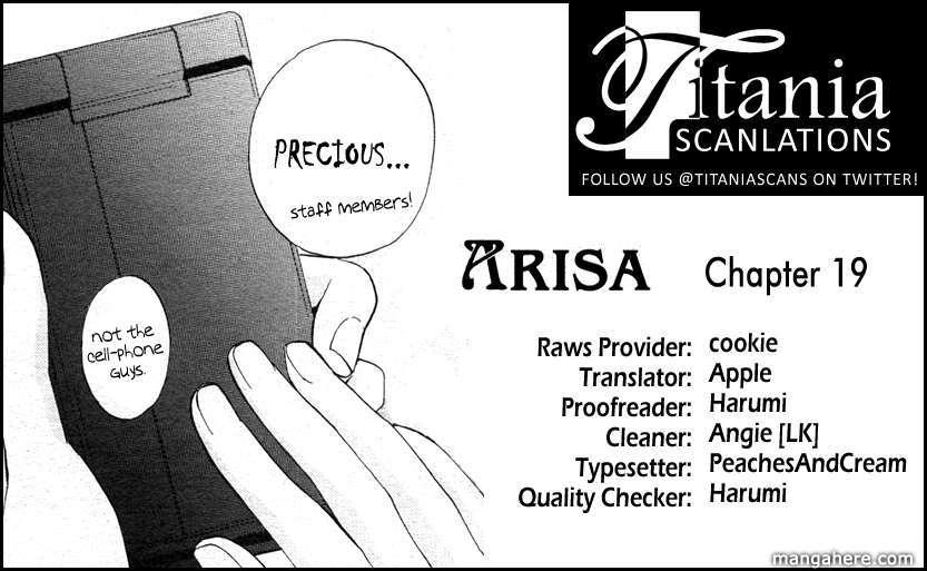 Arisa 19 Page 1
