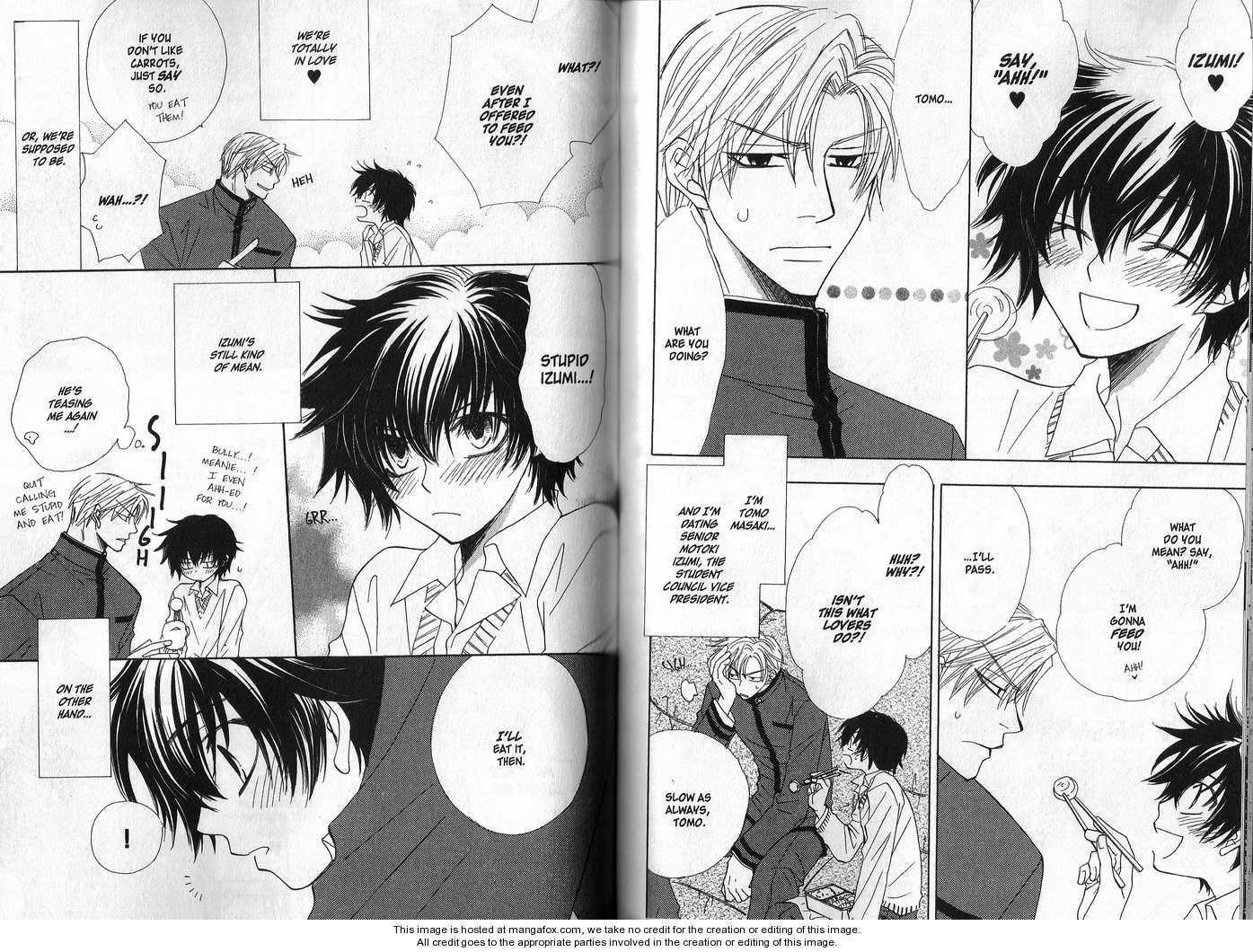 Ijiwaru na Aitsu 3 Page 2