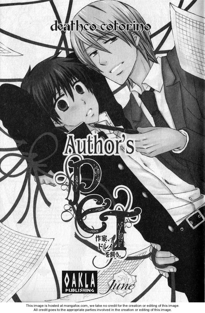 Author's Pet 1 Page 2