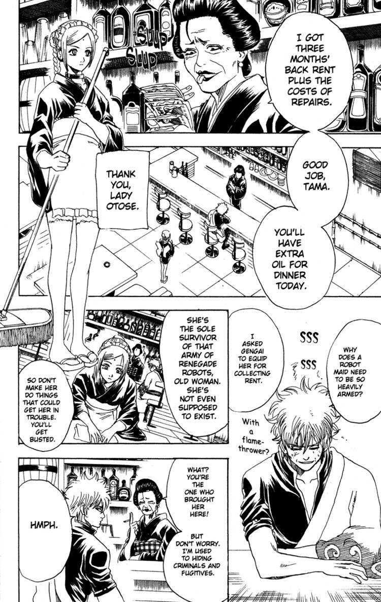 Gintama 183 Page 2