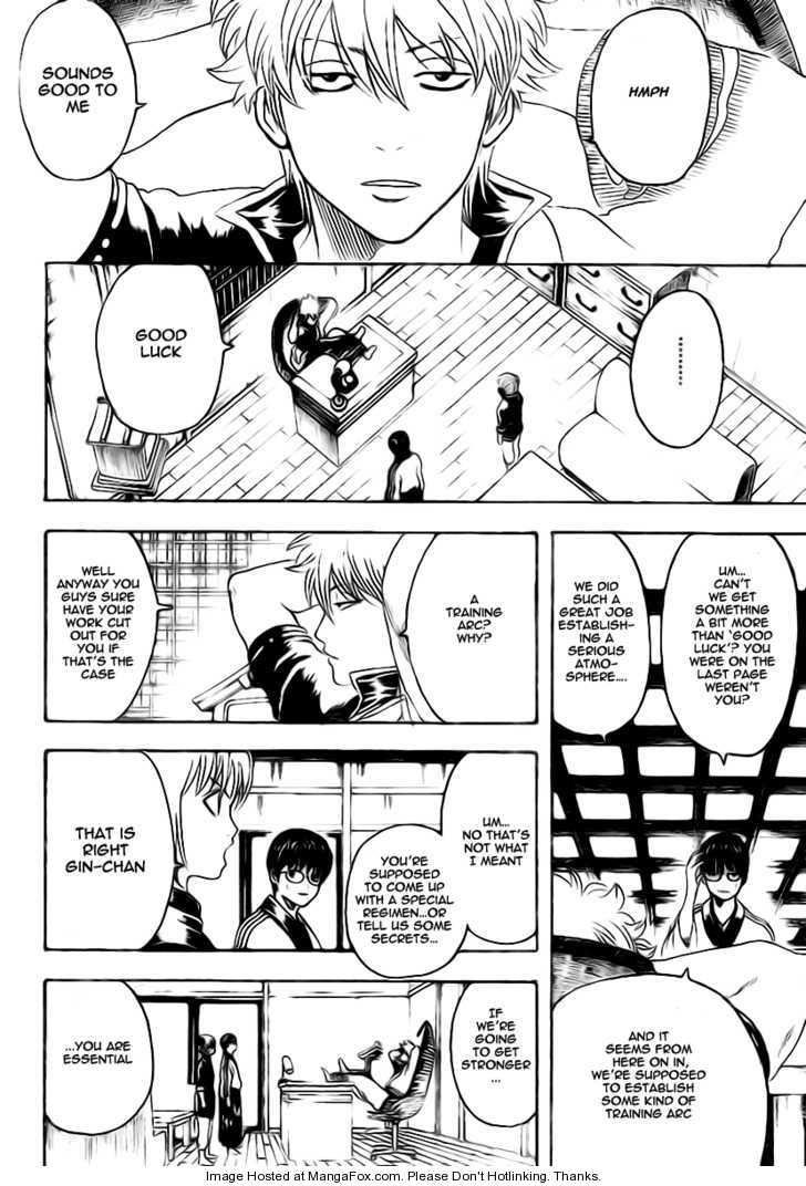 Gintama 229 Page 4