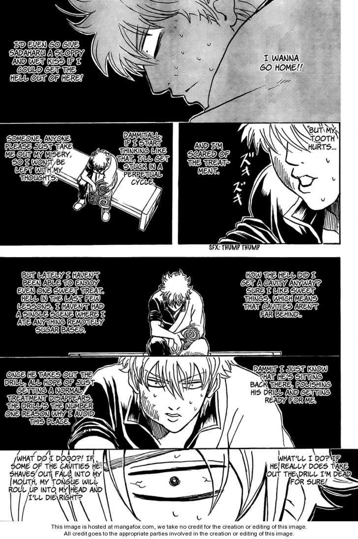 Gintama 263 Page 5