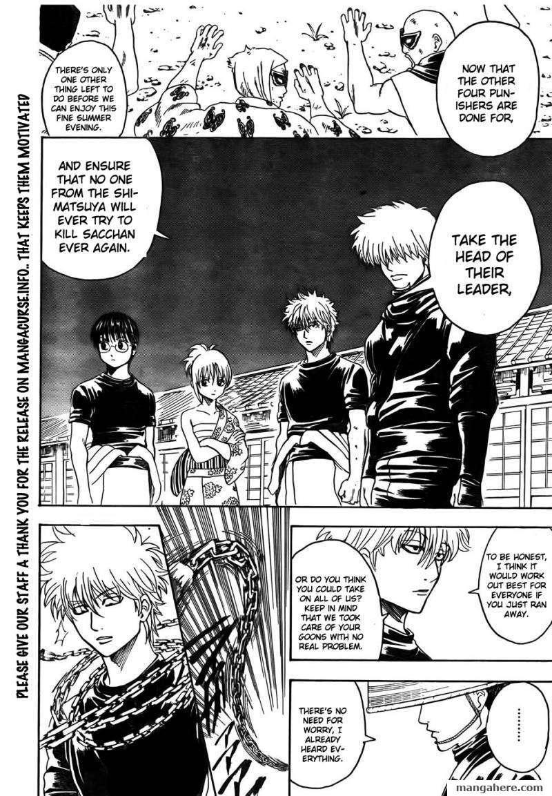 Gintama 321 Page 3