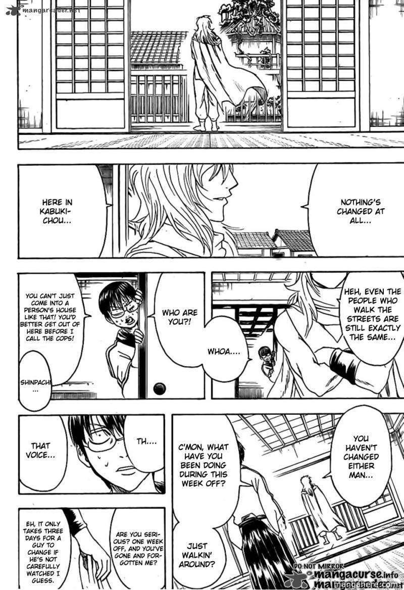 Gintama 324 Page 3