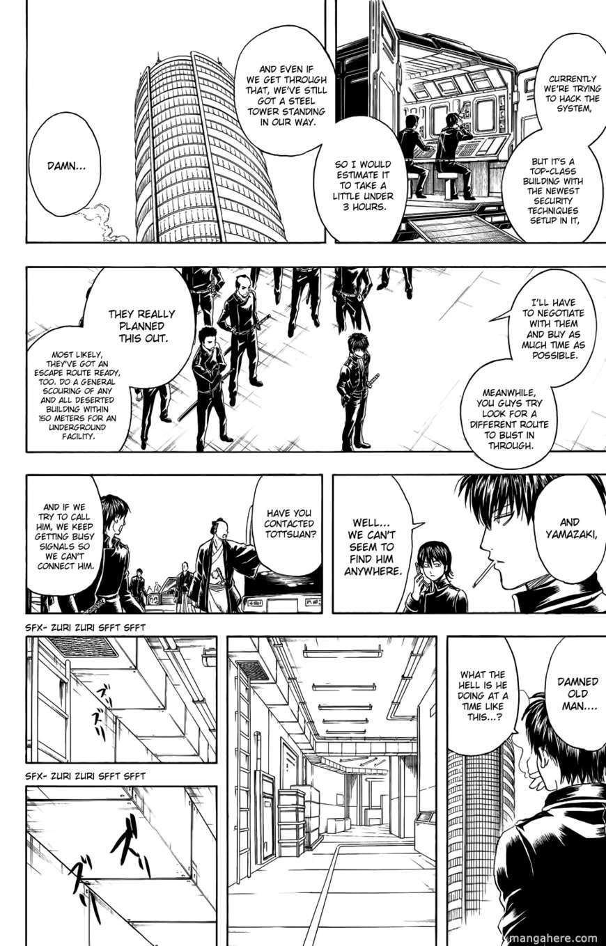 Gintama 330 Page 2