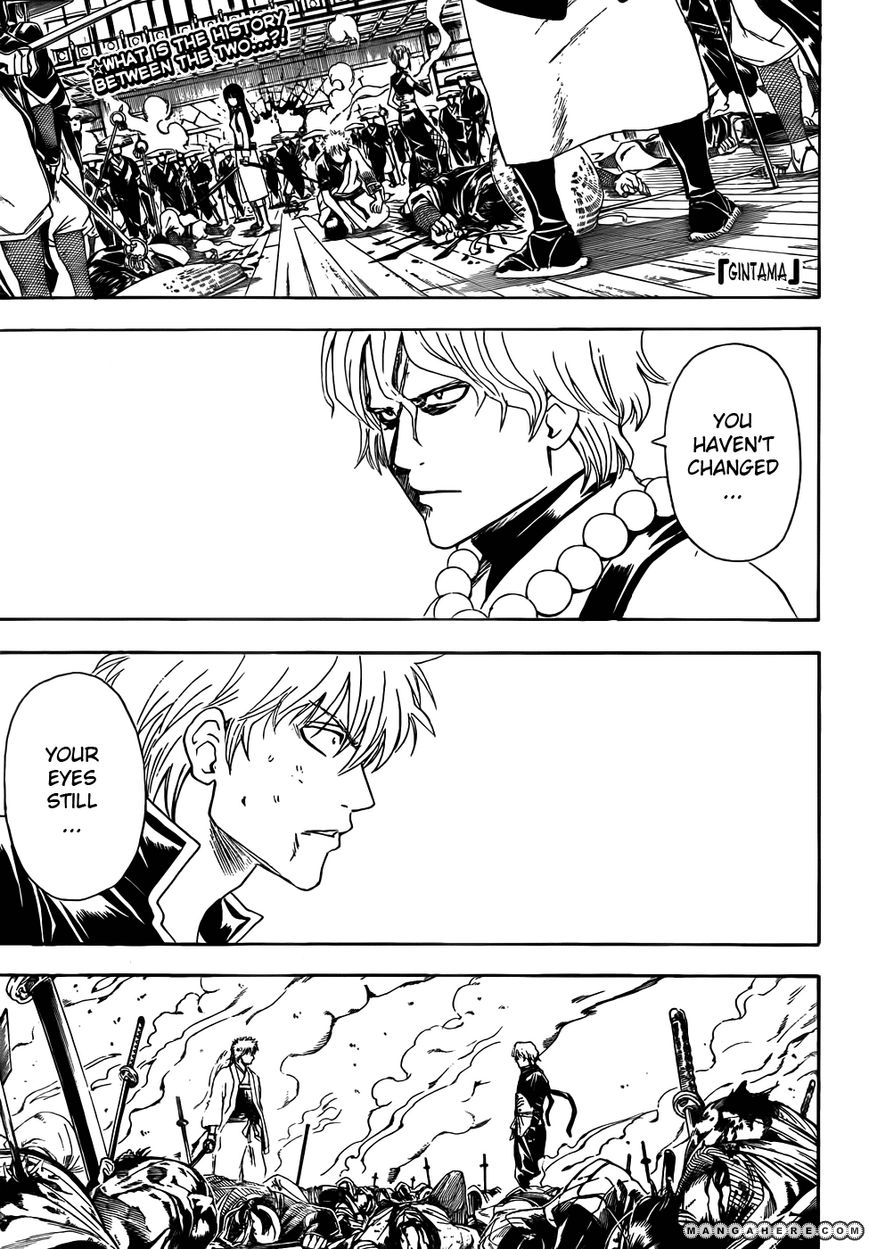 Gintama 393 Page 1