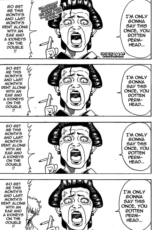 Gintama 484 Page 1