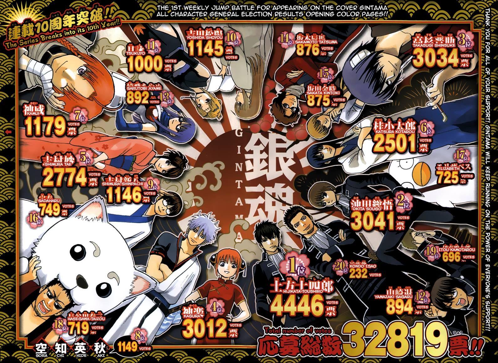 Gintama 490 Page 2