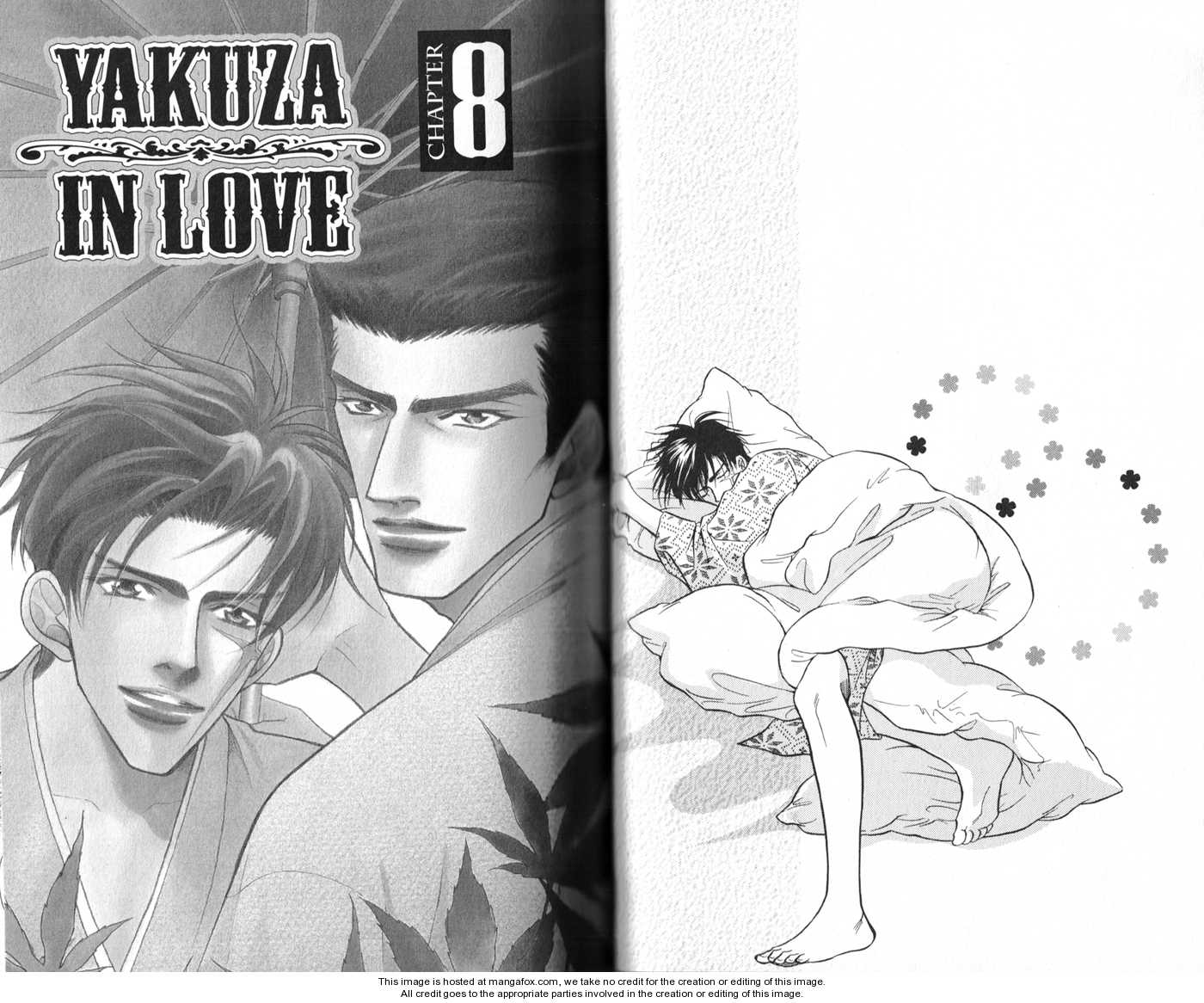 Hanagumi Ninkyouden 8 Page 1