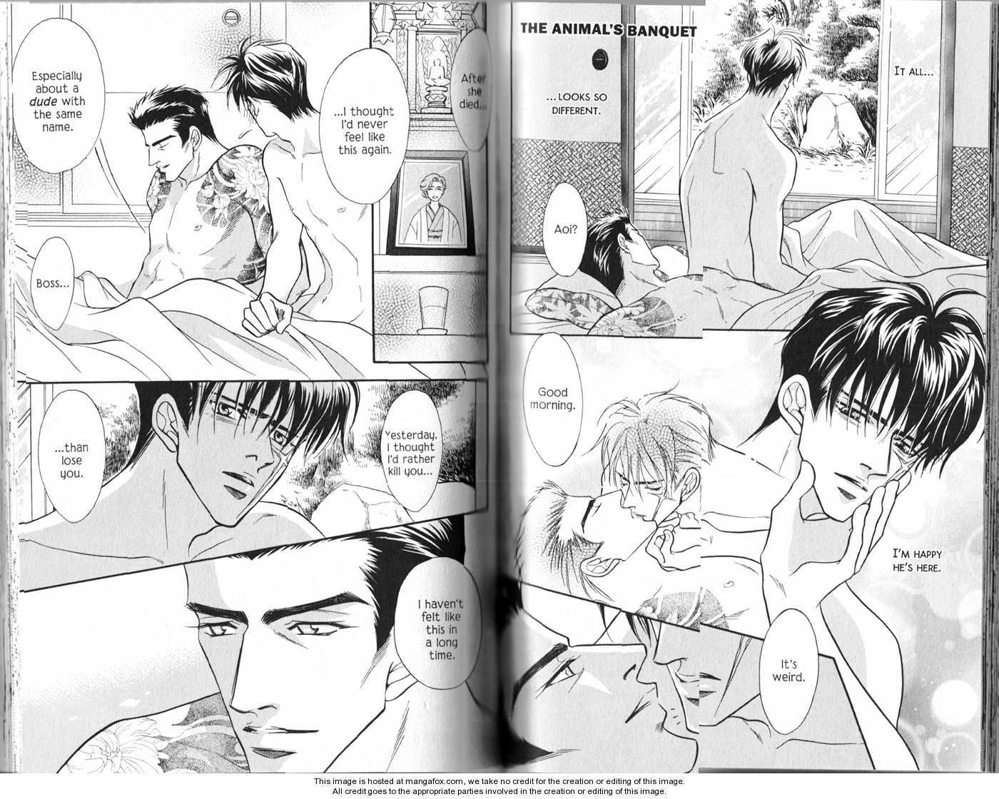Hanagumi Ninkyouden 8.2 Page 1