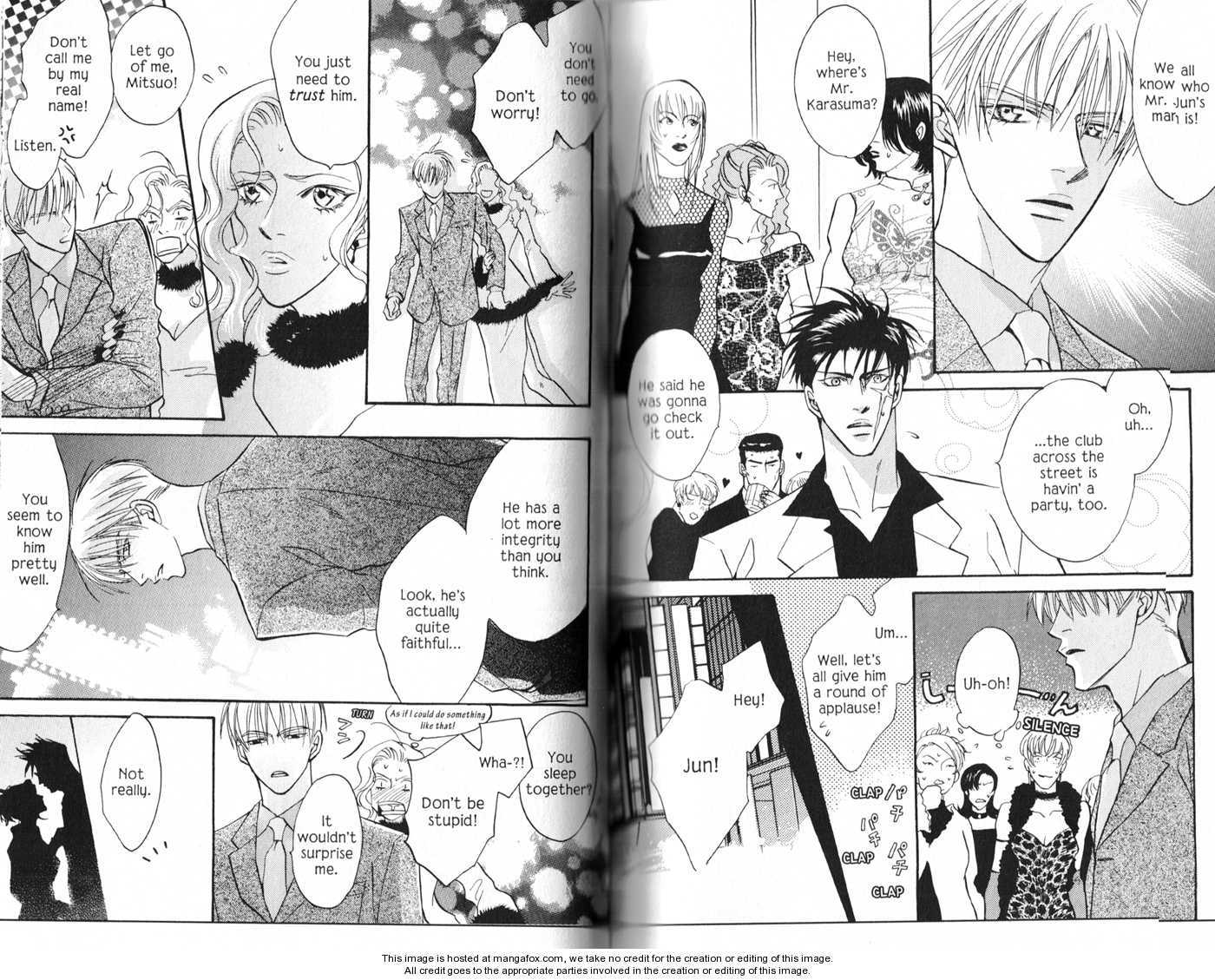 Hanagumi Ninkyouden 8.5 Page 2