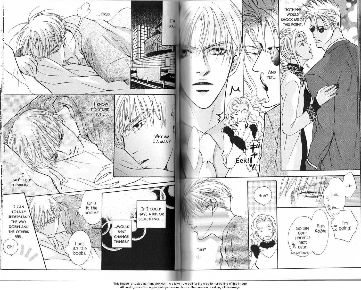 Hanagumi Ninkyouden 8.5 Page 3