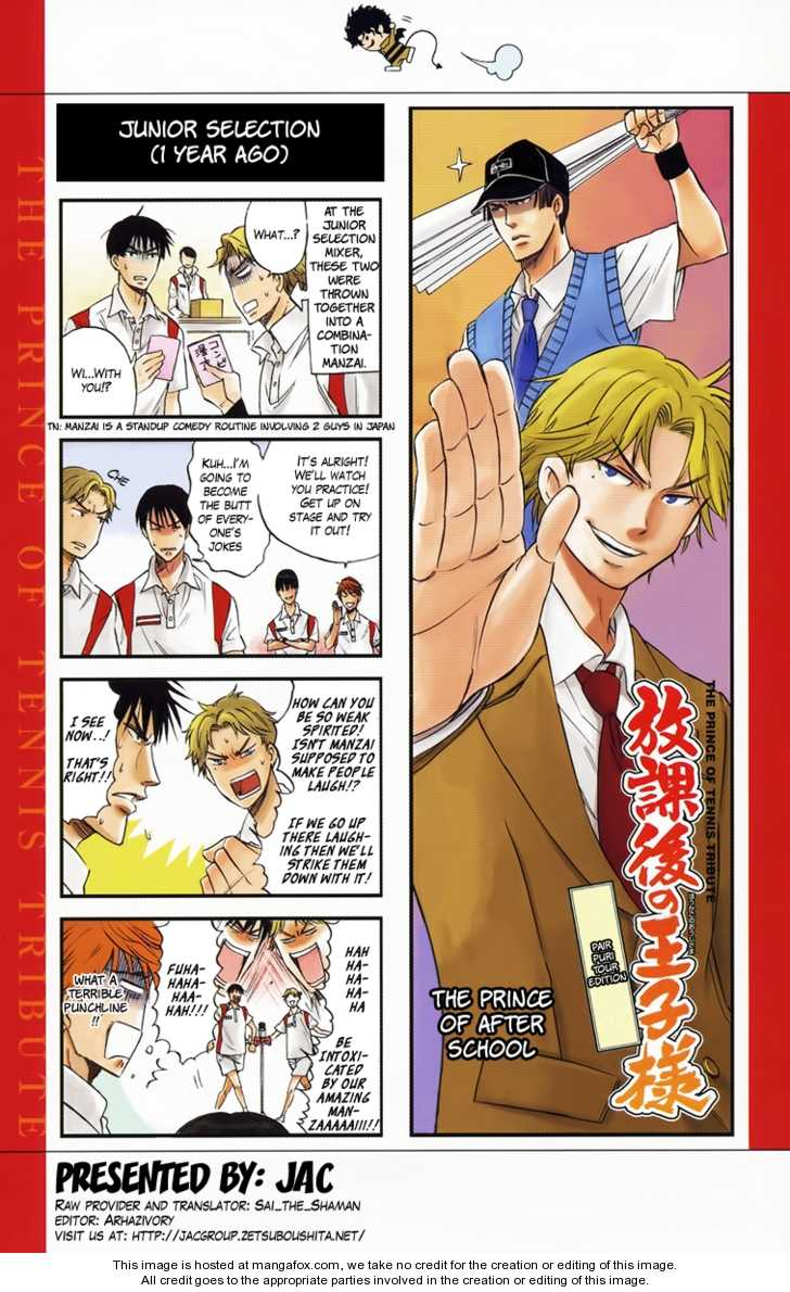 New Prince of Tennis 18.3 Page 1