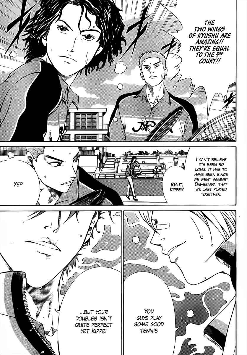 New Prince of Tennis 38 Page 4