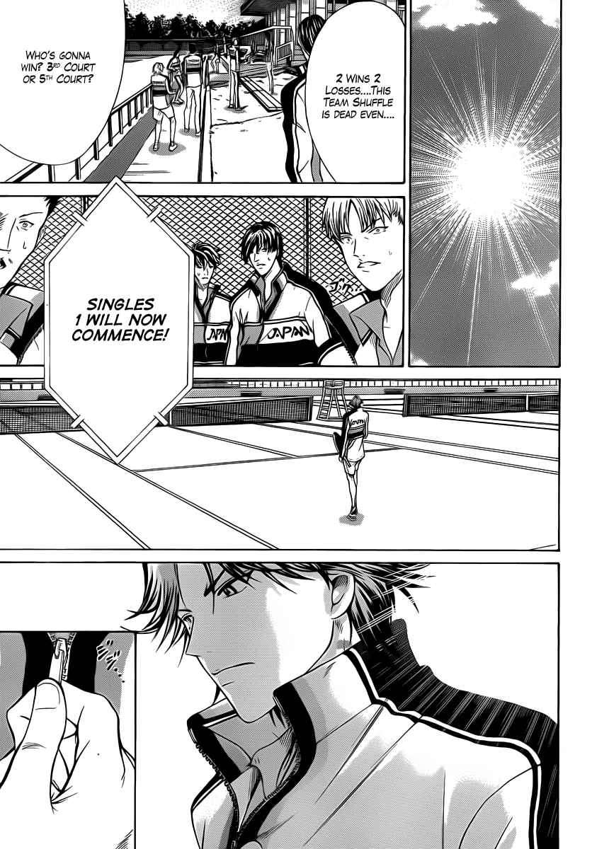 New Prince of Tennis 38 Page 14