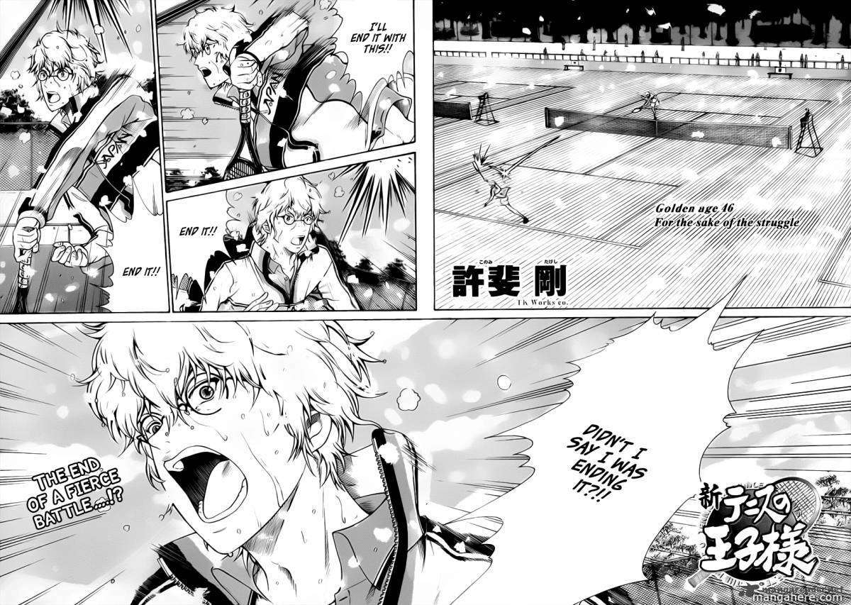 New Prince of Tennis 46 Page 2