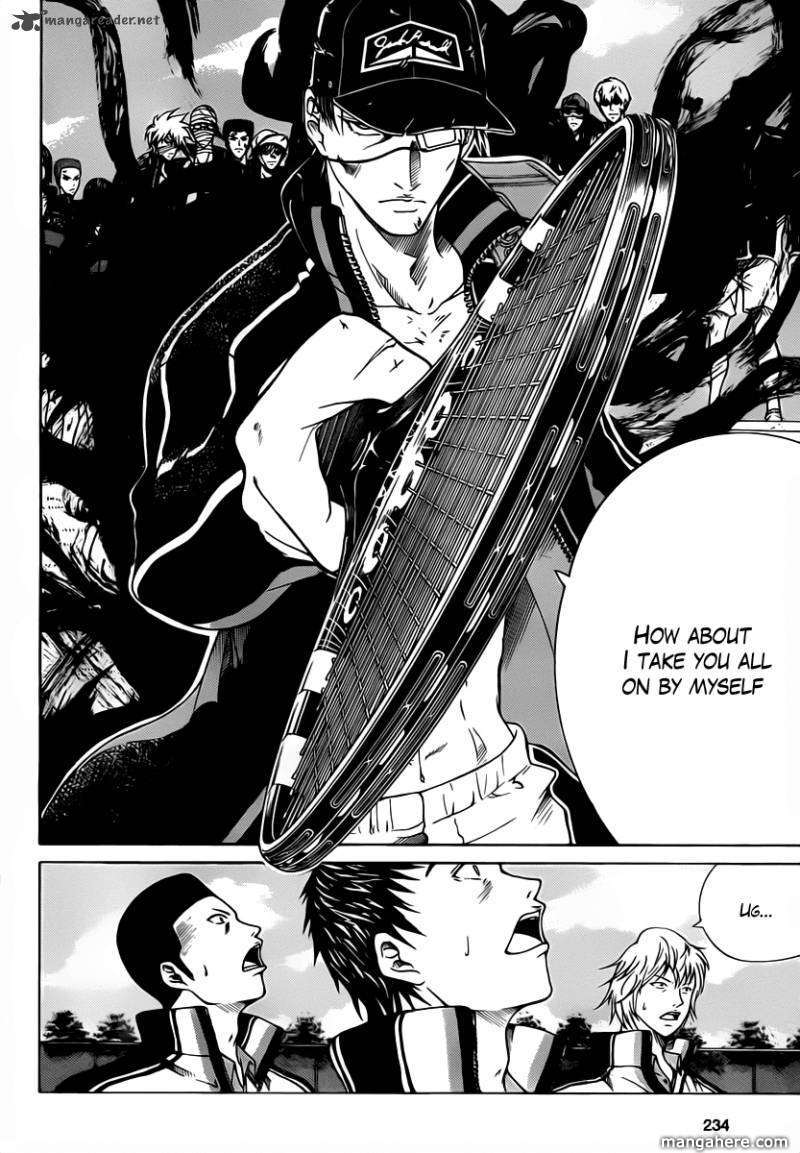 New Prince of Tennis 48 Page 6