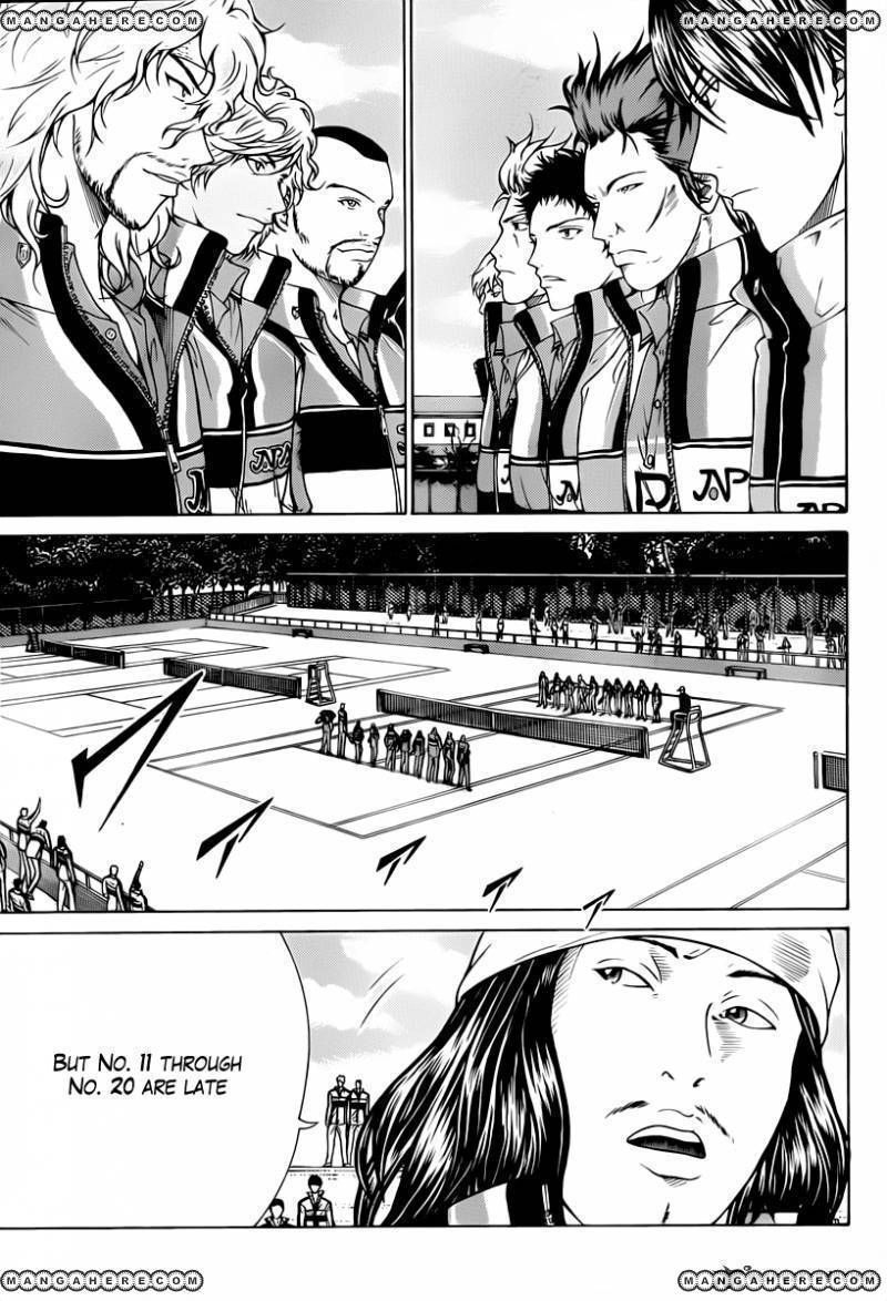 New Prince of Tennis 60 Page 3