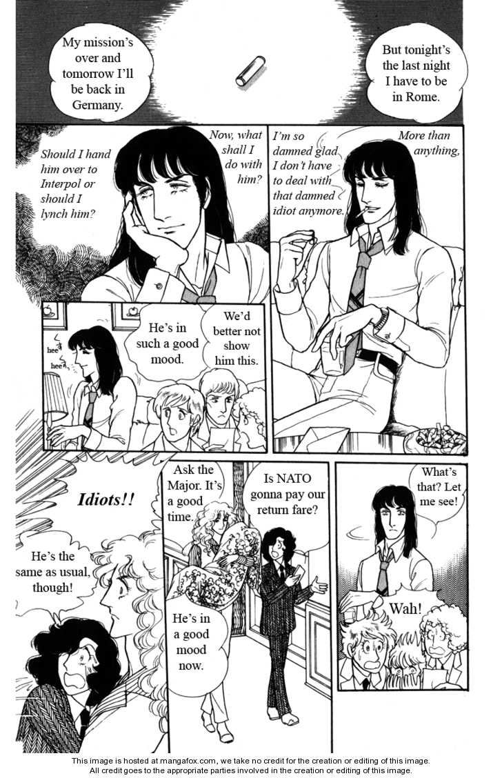 Eroica Yori Ai wo Komete 8.2 Page 3
