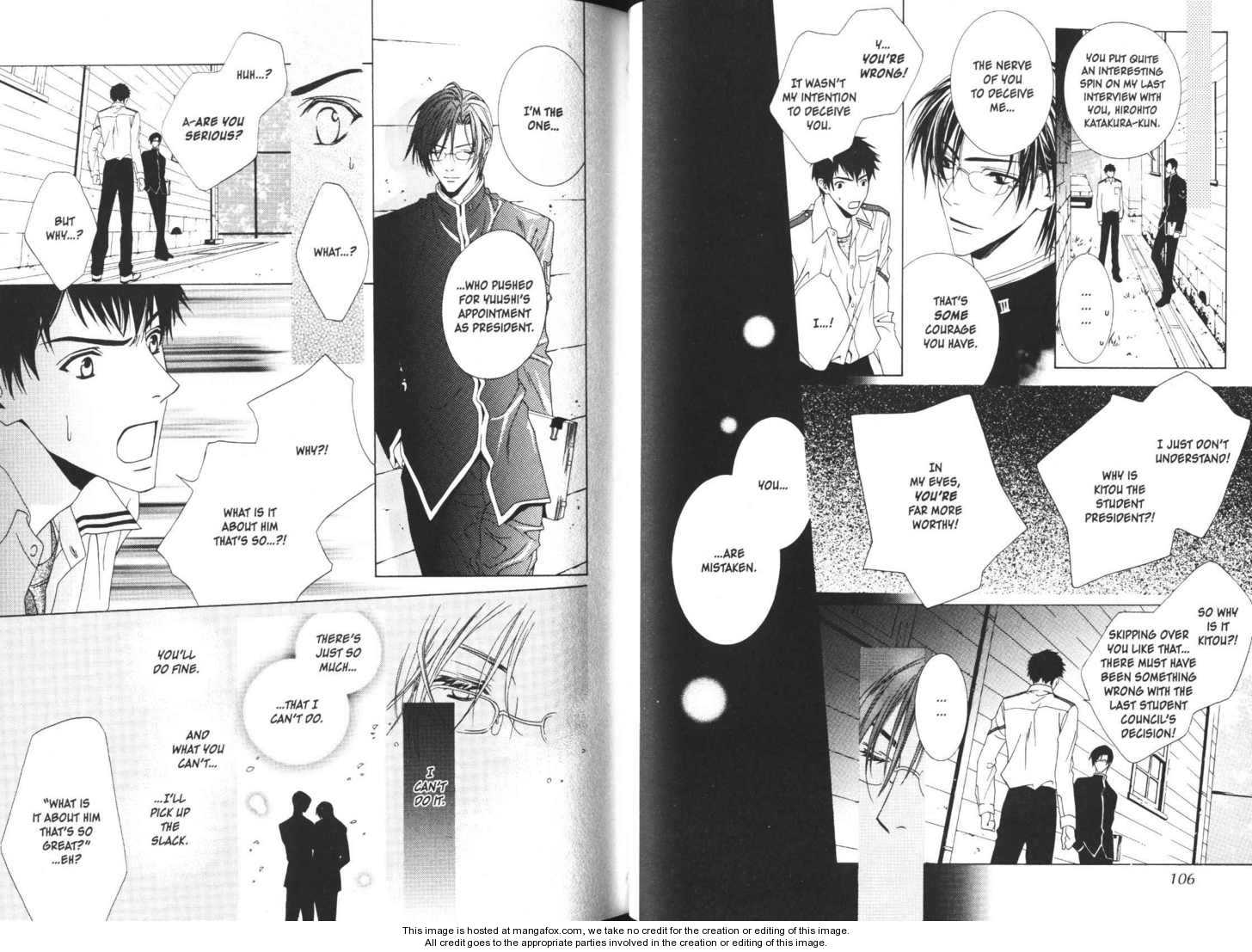 Toumei Shounen 1.2 Page 3