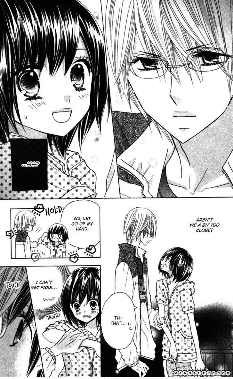 Kimi ja Nakya Dame Nanda 11 Page 2