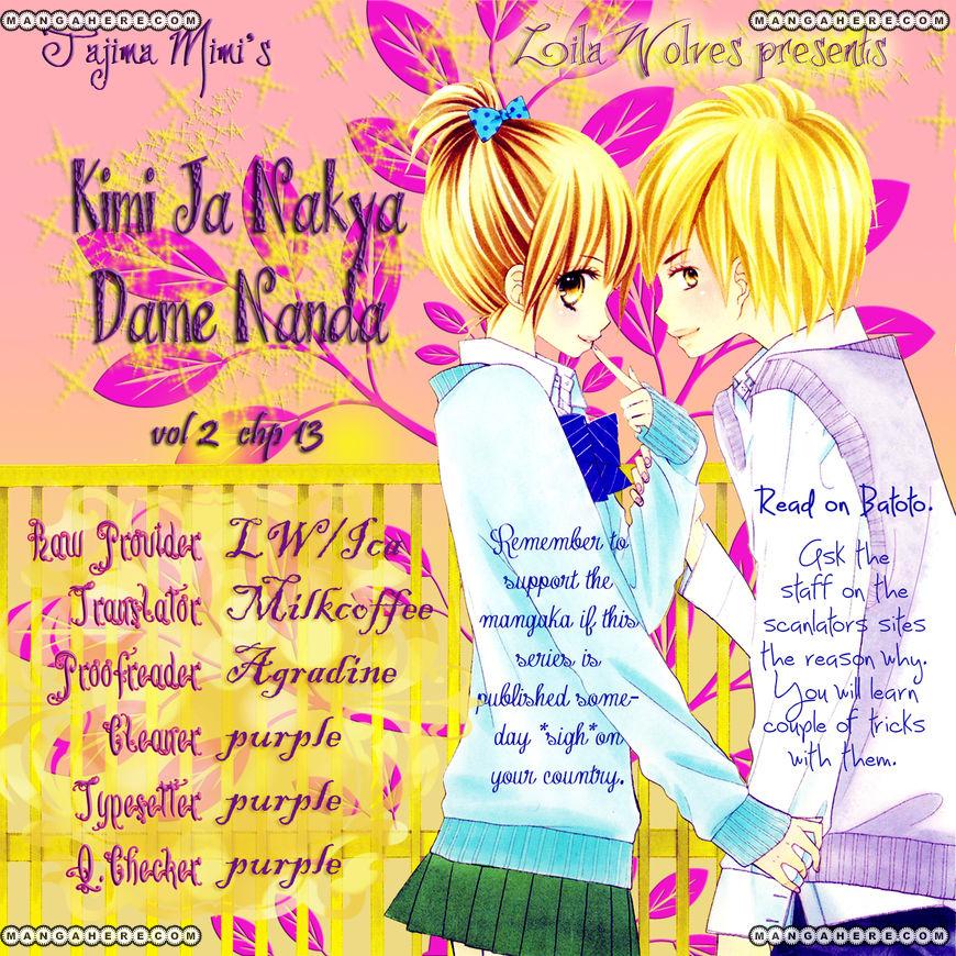 Kimi ja Nakya Dame Nanda 13 Page 1