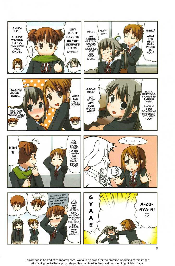 K-ON! 4 Page 2