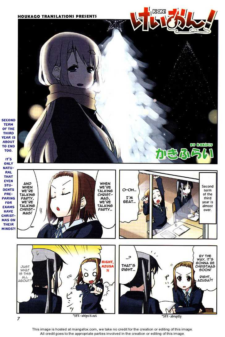 K-ON! 9 Page 1