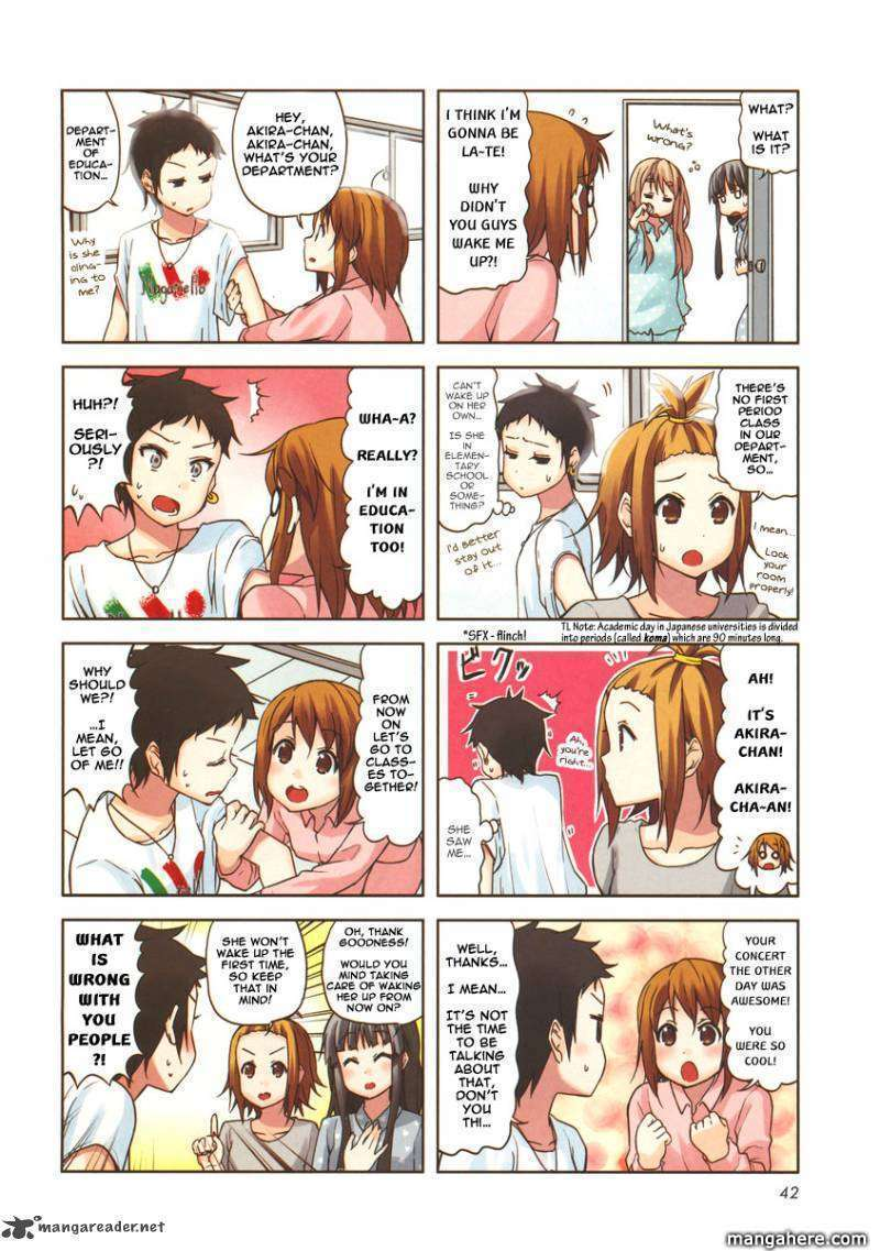 K-ON! 5 Page 2