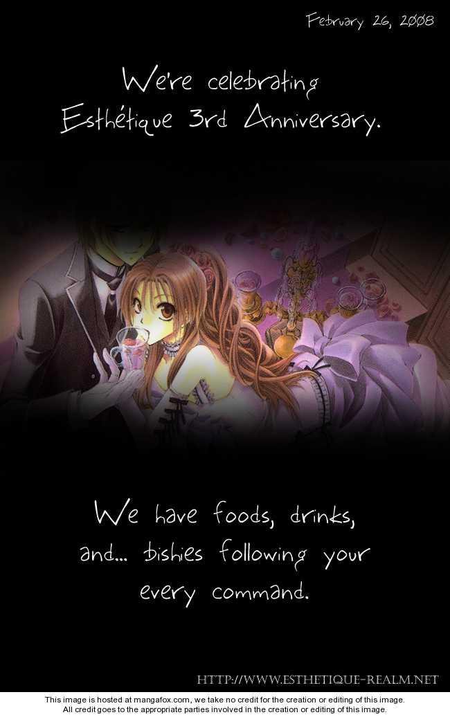 Hana ni Arashi 1 Page 1
