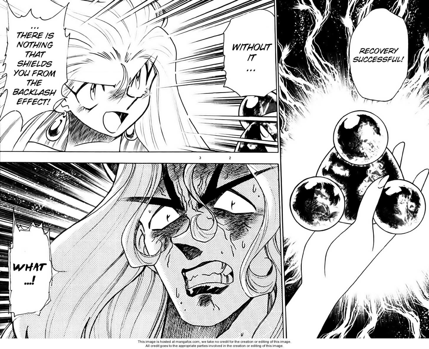 Ghost Sweeper Mikami 10 Page 2
