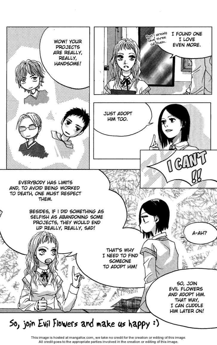 Honey Bitter 3 Page 1