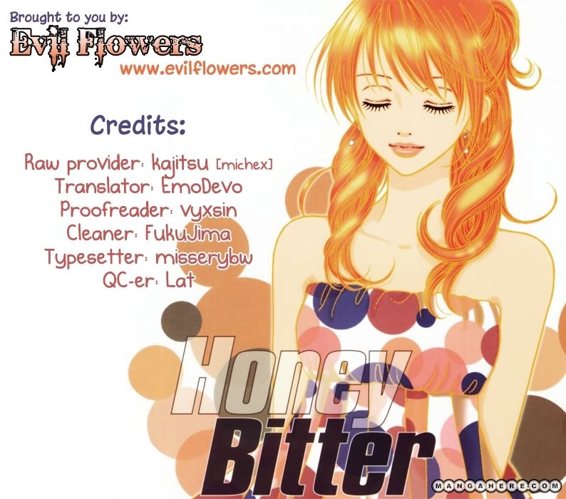 Honey Bitter 17 Page 3