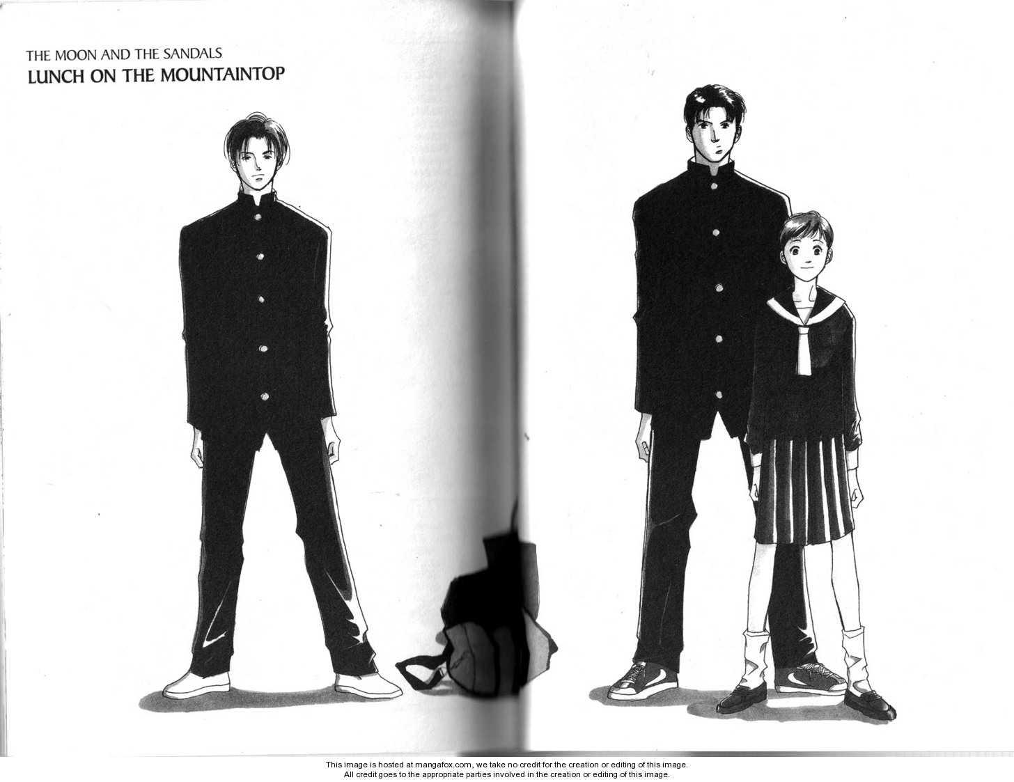 Tsuki to Sandal 3 Page 1