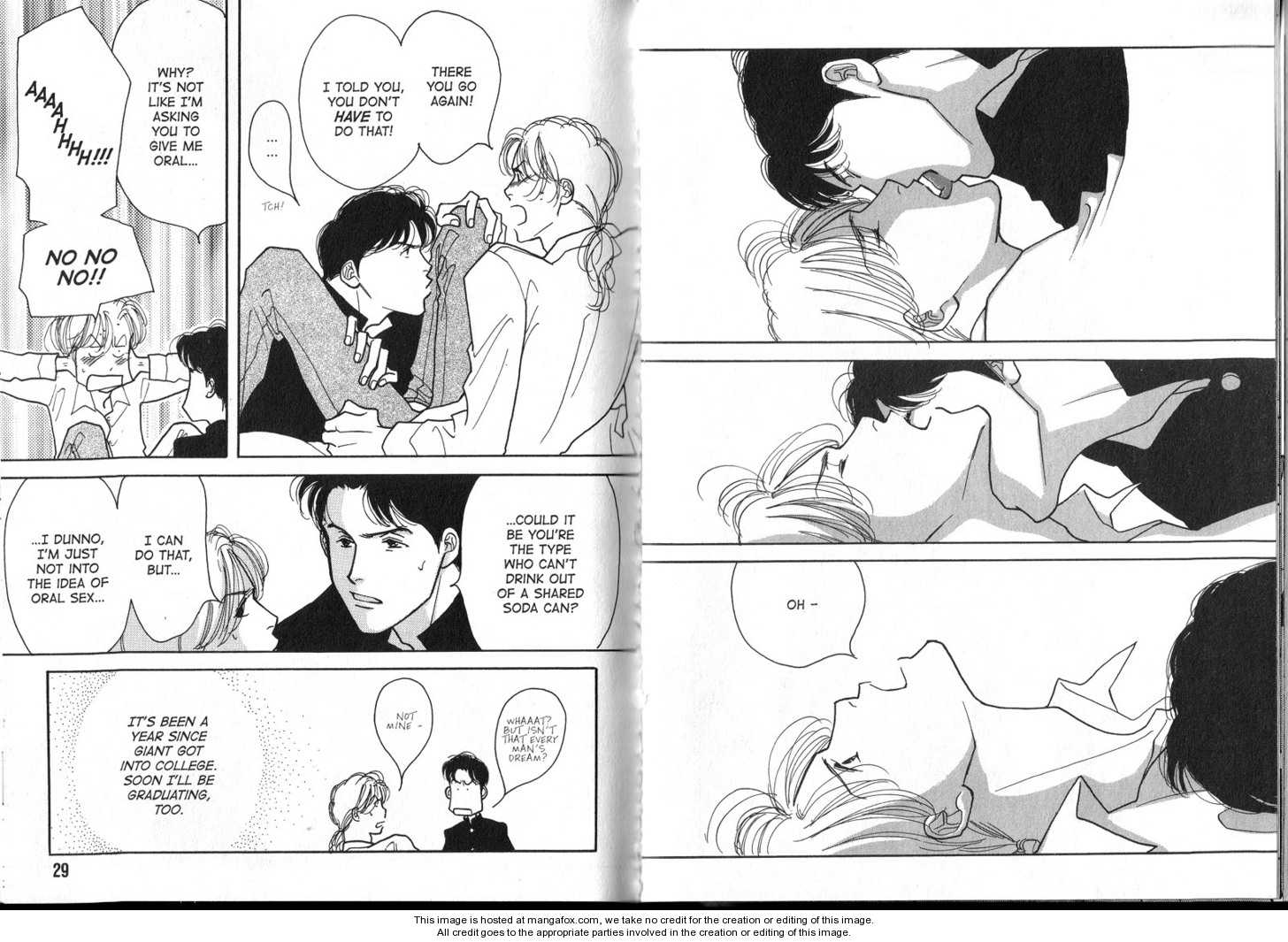 Tsuki to Sandal 3 Page 2