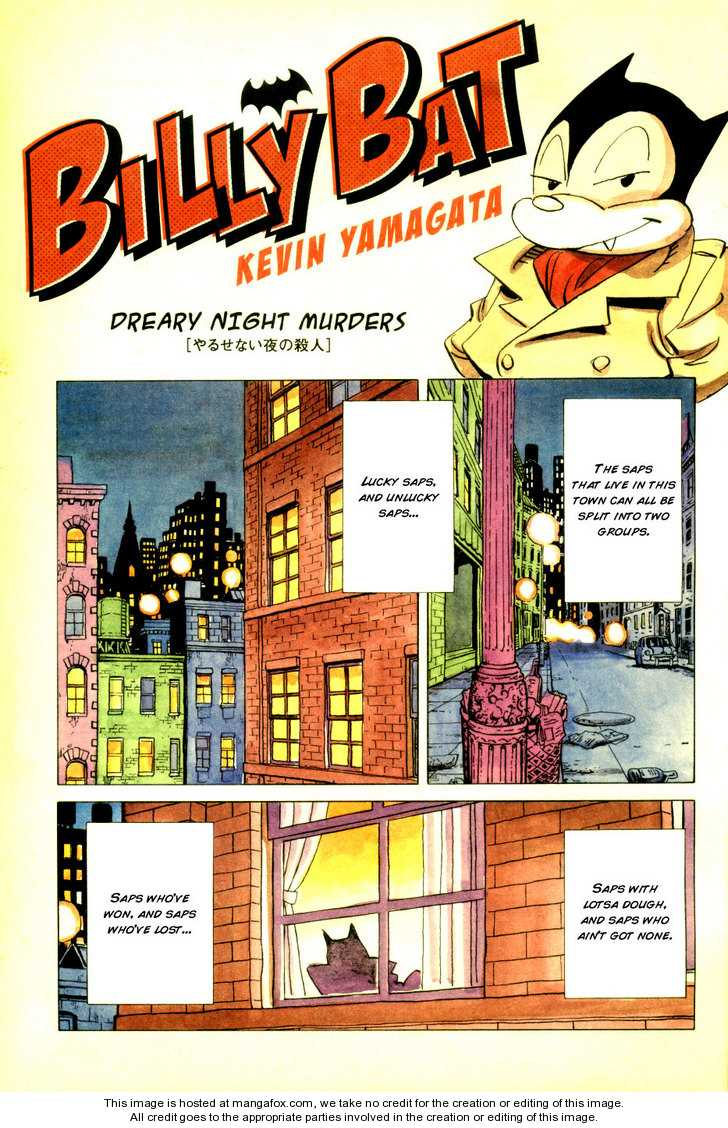 Billy Bat 1 Page 3