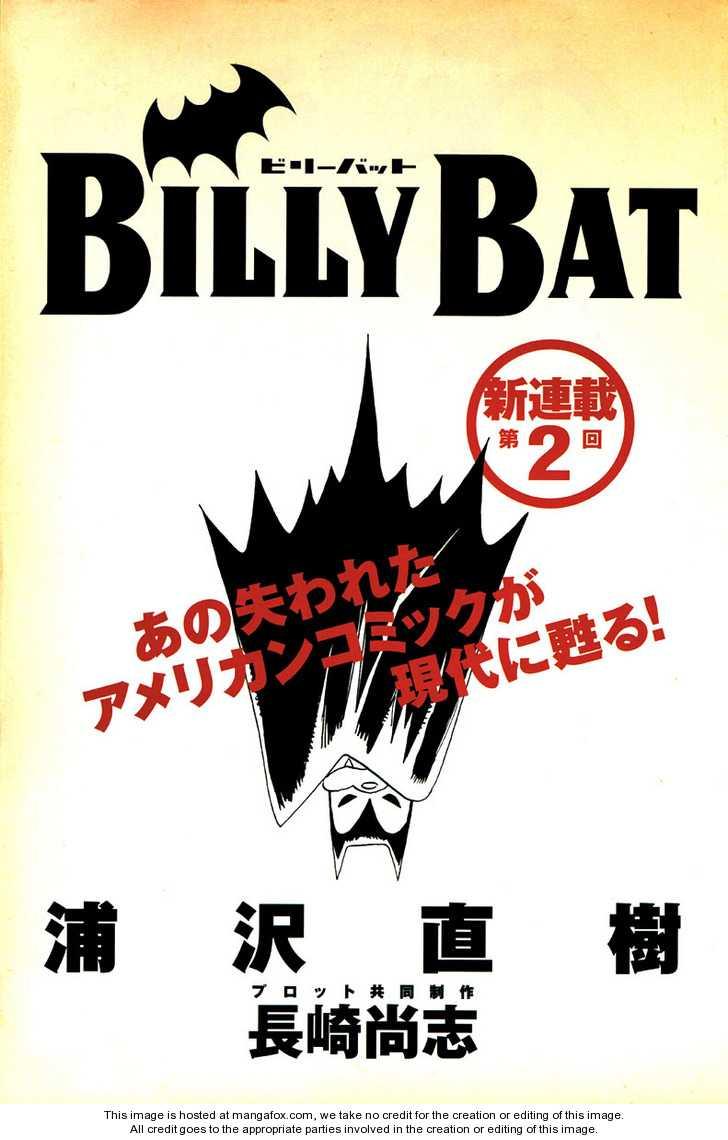 Billy Bat 2 Page 1