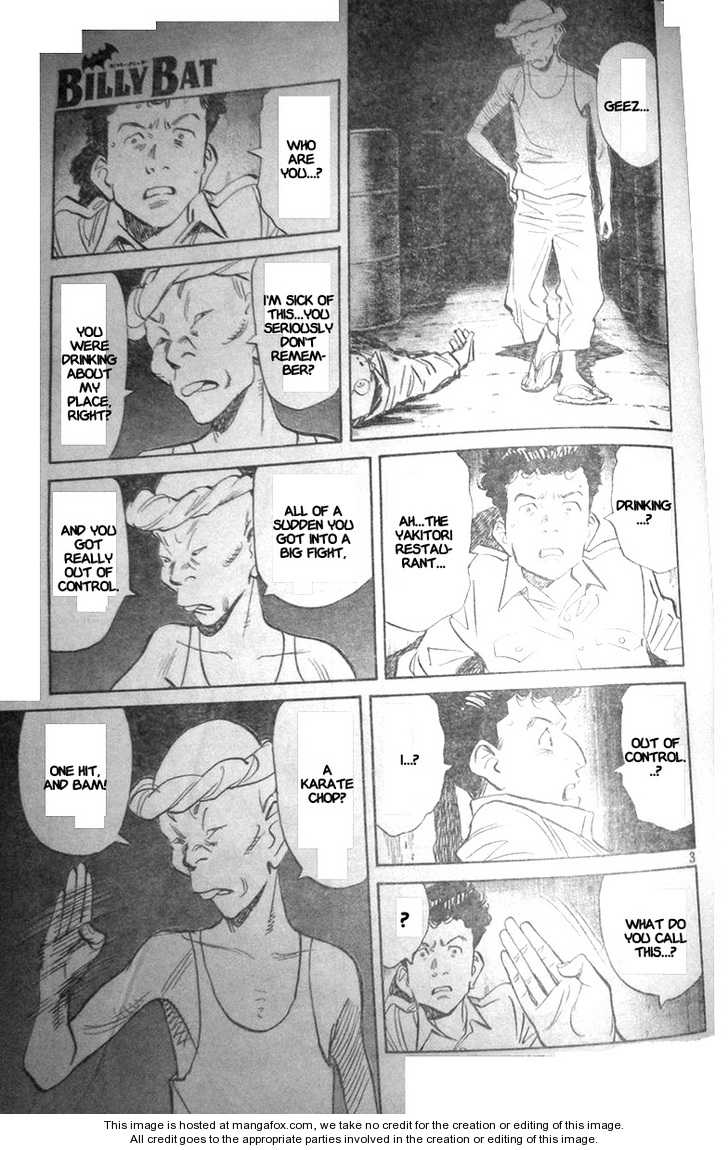 Billy Bat 5 Page 3