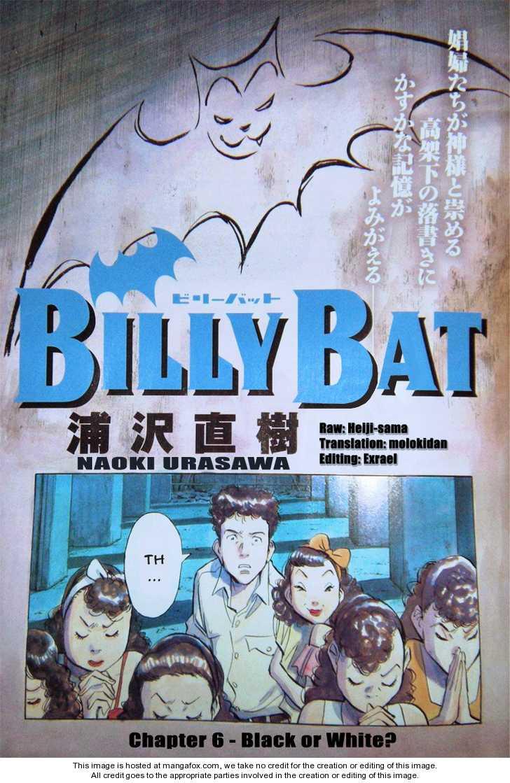 Billy Bat 6 Page 1