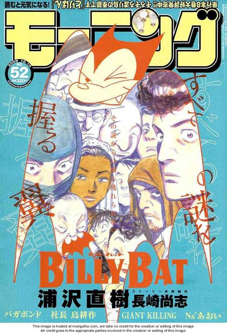 Billy Bat 23 Page 1