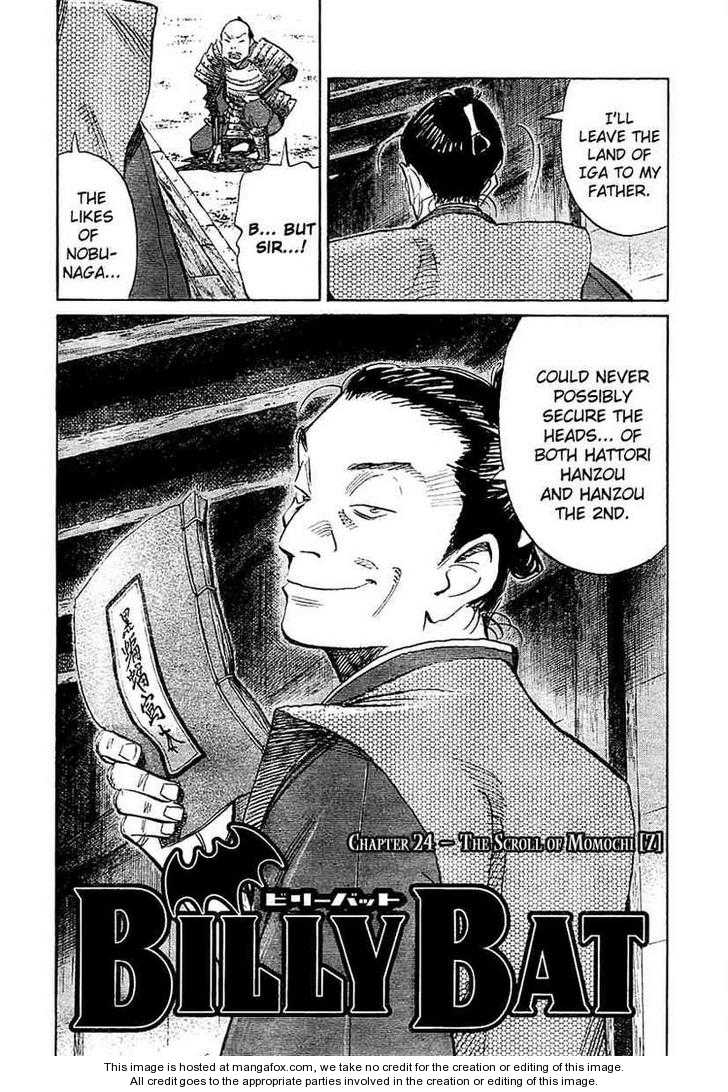 Billy Bat 24 Page 3